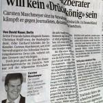 Artikel vom 27.1.2011 im Tages-Anzeiger